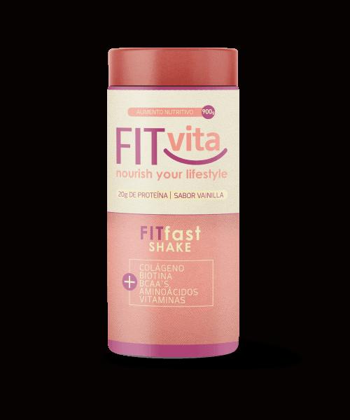 shake batido proteína suplemento fitvita bajar peso