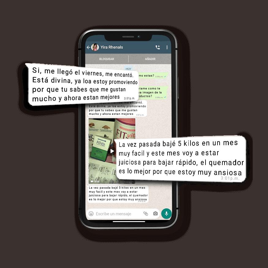 testimonio fitvita